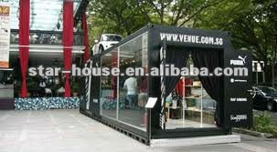 mobile shop (certificated by ISO,CE,CSA,AS) Manufacturer