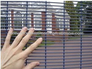 Made in Guangzhou anti climb 358 security fence