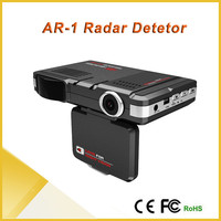Dash Cam Car dvr gps Radar Detector with Car dvr Camera gps Function