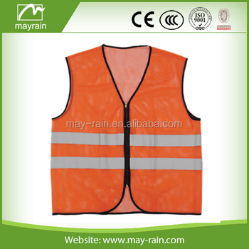 2016 high visibility reflector 5cm good safety shirt