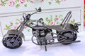 Handmade Metal Motorcycle Model Iron Craft Decoration & Gift New