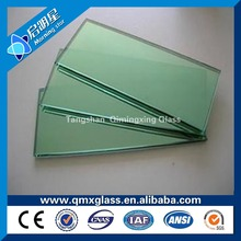 Low-E tempered laminated flat glass for balcony partition