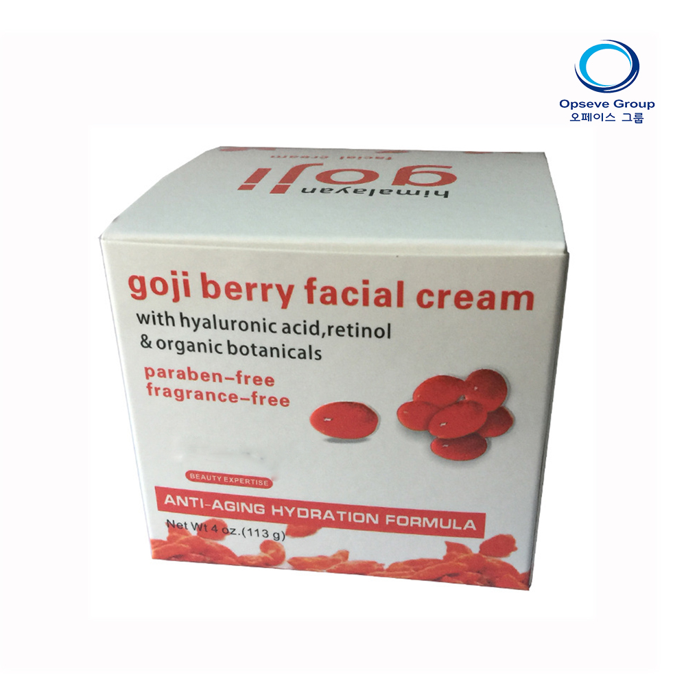Best Organic Goji Berry Facial <strong>Cream</strong> Wholesales