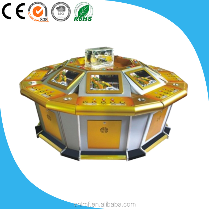 Five Star/Poker Card Casino Game Machine /Gambling Roulette Touch Screen Game Machine