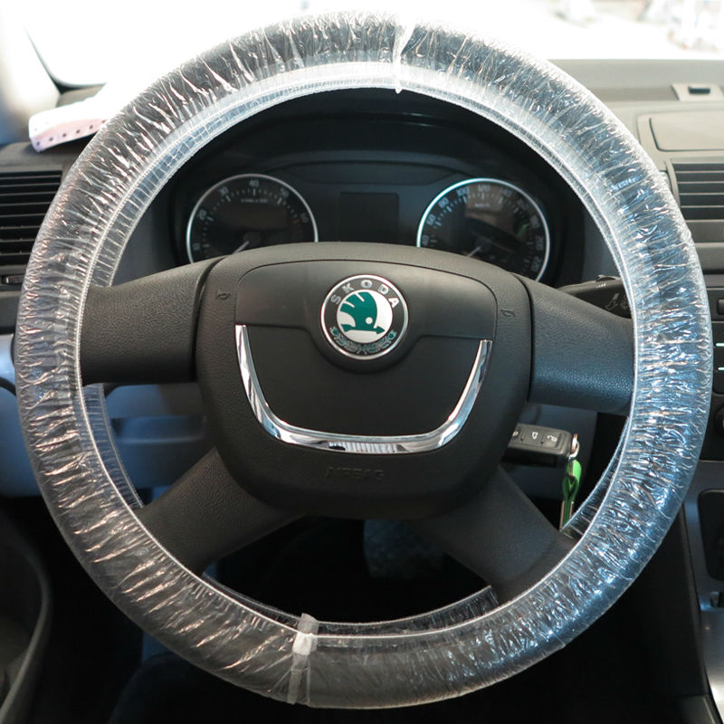 pollution free car steering wheer cover