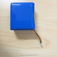 cheap 12v light weight battery packs 2600mah battery pack for christmas light