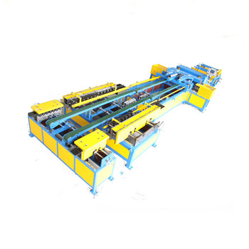 Auto square duct manufacturing line,air duct forming machine,flexible duct making machine