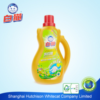 Natural Outdoor Freshness Laundry Liquid Detergent (Golden)