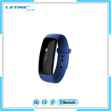 Good Quality Blood Pressure Oxygen Wristband with Heart Rate Monitor Bluetooth Phone Pedometer
