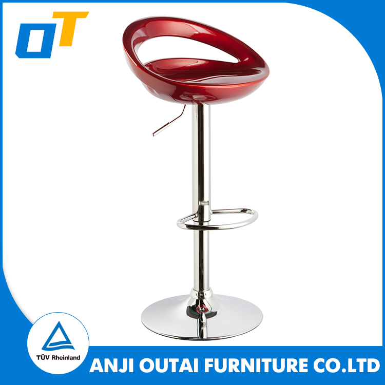 Color Optional Model Metal Adjustable height Classic Style Bar Chair