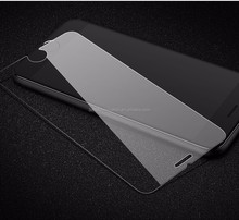 Shenzhen factory cell phone tempered glass screen protector making machine accept OEM