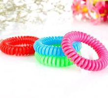 Huizhou Youngs silicone magic anti mosquito mozzie citronella repellent insect bug bracelet wristbands for infants babies kids
