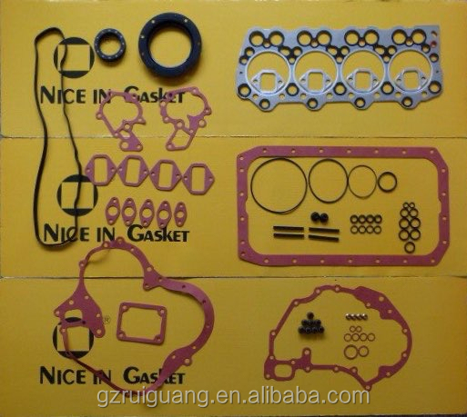 excellent quality and factory direct sales engine head gasket kit for mitsubishi 4D32