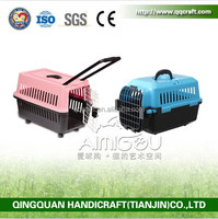 Aimigou High Quality Folding Colored Metal Pet Crate/Dog Cage