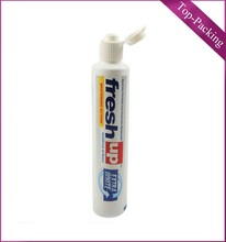 ABL material toothpaste tubes flip top cap
