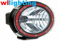 "WLLIGHTING 100W 9"" HID XENON Driving Light Hid Spotlight Hid Offroad Driving Light"