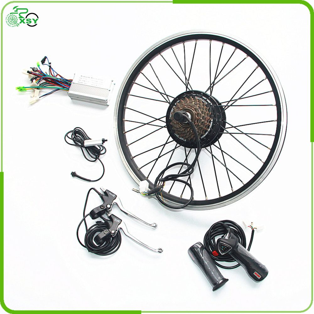 20 inch front wheel hub motor 350 watt electric bike conversion kit buy 20 inch front wheel. Black Bedroom Furniture Sets. Home Design Ideas