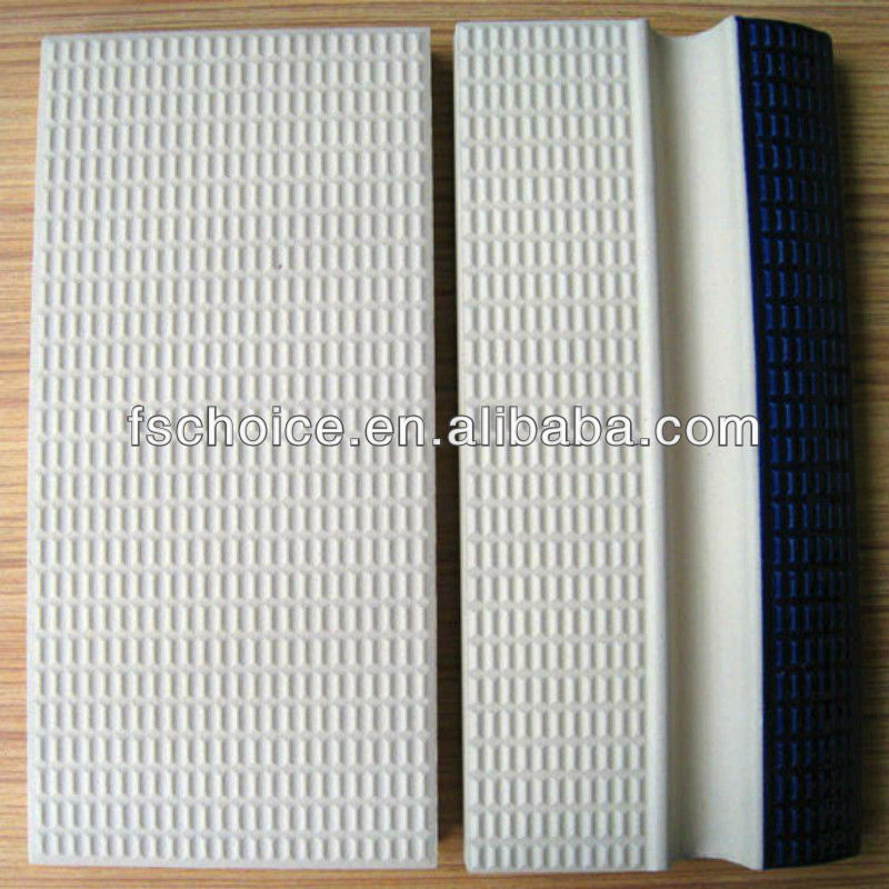 Glazed Swimming pool Ribbed hand supporting tile