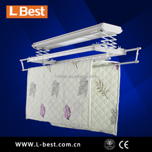 aluminum laundry balcony clothes drying racks dry cleaning metal hangers