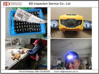 Quality inspection for Headlamp