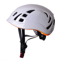 high quality PC material climbing Helmet for adult using