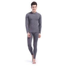 OUTTO #N55B Men's <strong>Sports</strong> Thermal Long Sleeve Base Layer Sets M-3XL