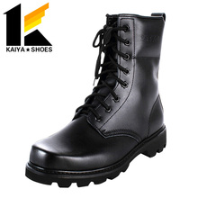 2018 best selling army military canvas boots