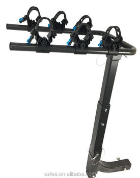 hitch mounted rear bike carrier