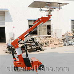 Heavy duty electric air manipulator vacuum glass lifter with CE ISO ect certificate