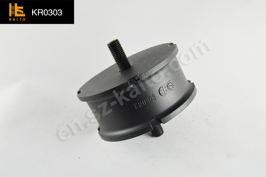 Road Roller KR0304 rubber mounting for Bomag P/N 06118714 /06118715