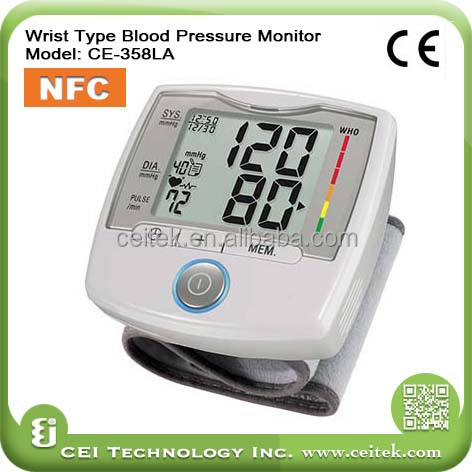 NFC Fully Automatic Blood Pressure Monitors