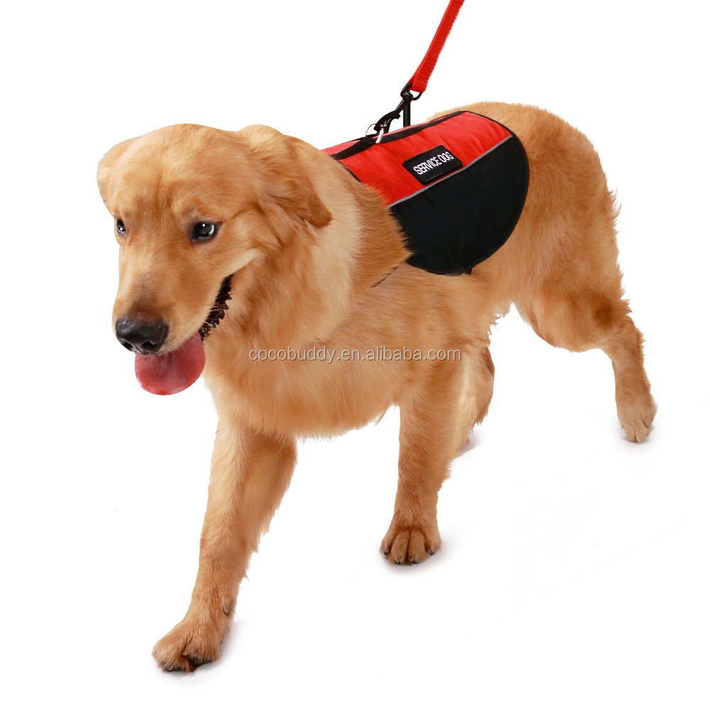 SERVICE DOG Harness Dog Vest for Work Dogs