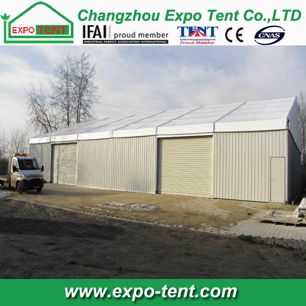 Large Warehouse Storage Tent