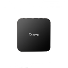 TX3 PRO TV BOX Android 6.0 Amlogic S905X Quad Core Set-top Box RAM 1G 8G Android TV Box H.265 2.4G WIFI Media Player