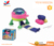 Knitting diy weaving scarves hat children knit beanie wool make my own knitting hat toy