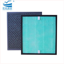 Active Carbon Air Conditioning Filter For Air Conditioner