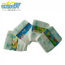 Disposable Diapers Baby Nappies Disposable Unisoft Diapers Brand Name Manufacturers in China