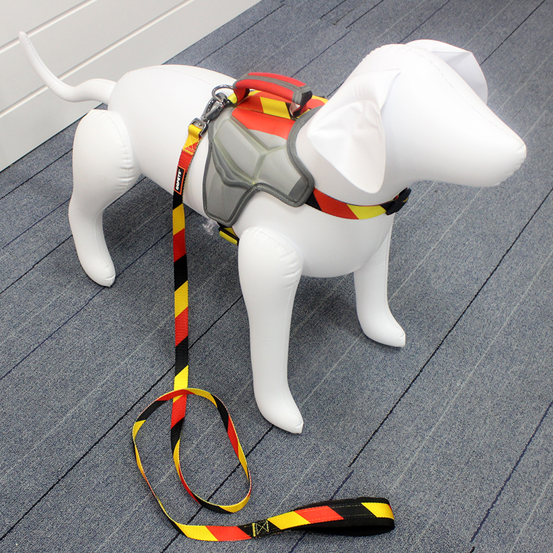 Reflective strong dog harness vest pet supplies