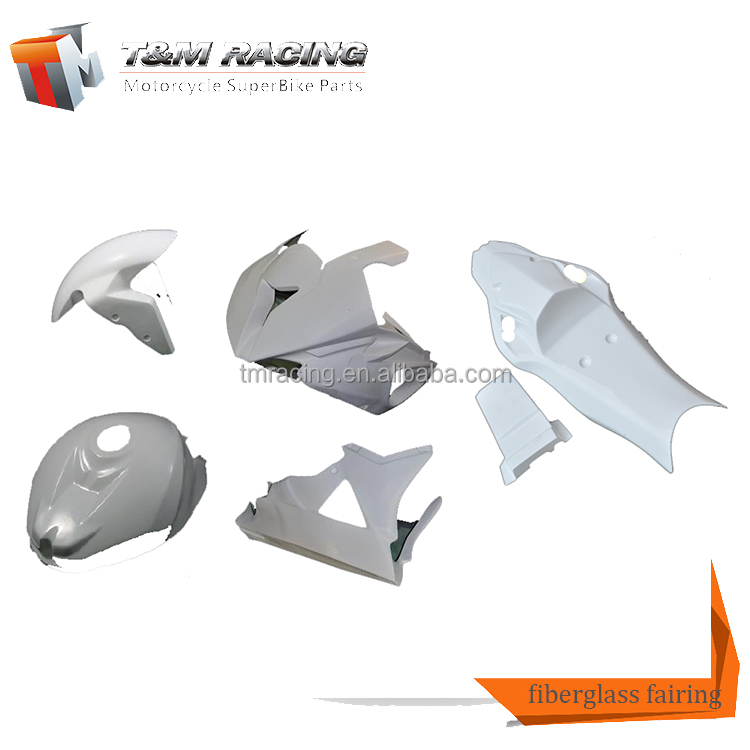 plastic injection motorcycle front fairing hot sale fiberglass fairing for bmw S 1000rr 12-20