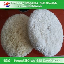 supplier double side wool polishing pad