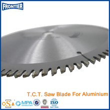 New style economic tct brush cutter saw blade for aluminum