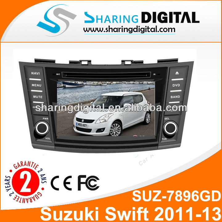 Sharingdigital External BT microphone Suzuki Swift autoradio