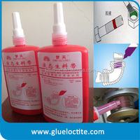 popular type anaerobic sealing adhesives for metallic conduit pipe thread