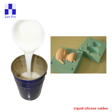 China factory supply two-component rtv silicone rubber for bronze sculpture