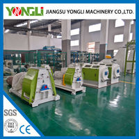High quality Hammer mill sugarcane cutting machine