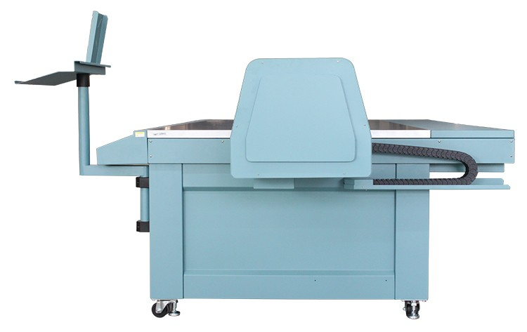 GALAXY 5 color flatbed uv printer for sale