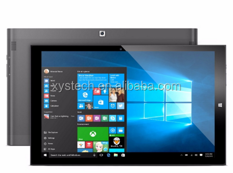 Teclast X3 Pro 2 in 1 Ultrabook Tablet PC - BLACK