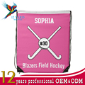 Personalized Hockey Team Name Jersey Number Drawstring Backpack