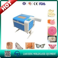 4060 high speed laser machine for wood/acrylic/bamboo carving engraving