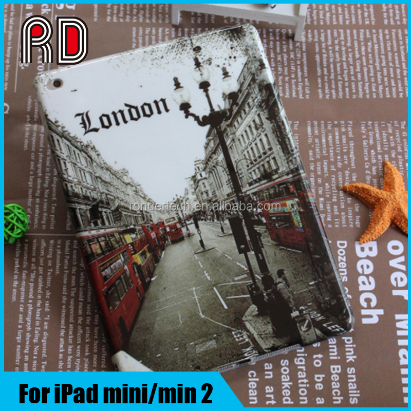 2015 Arrival Fashion Soft TPU Skin Back Case Cover for iPad mini 1 2 Retina Case Cover Wholesale